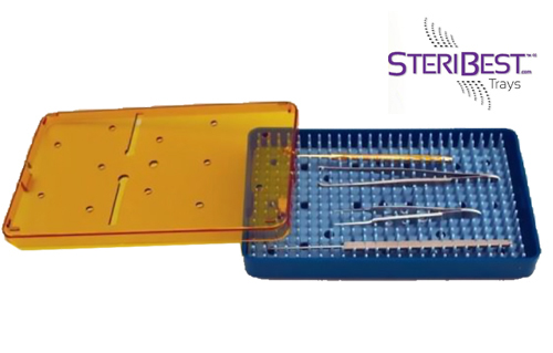 steribest instrument trays