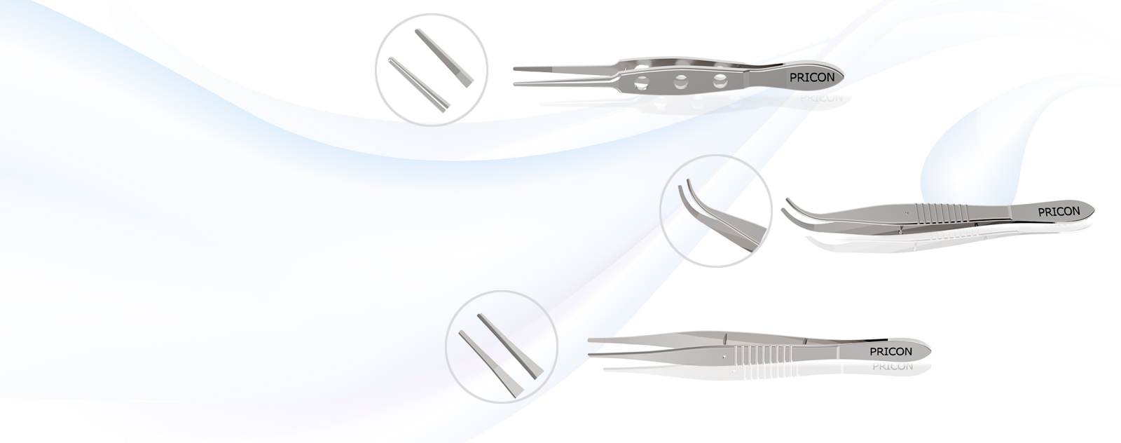 Pricon - Surgical Instruments